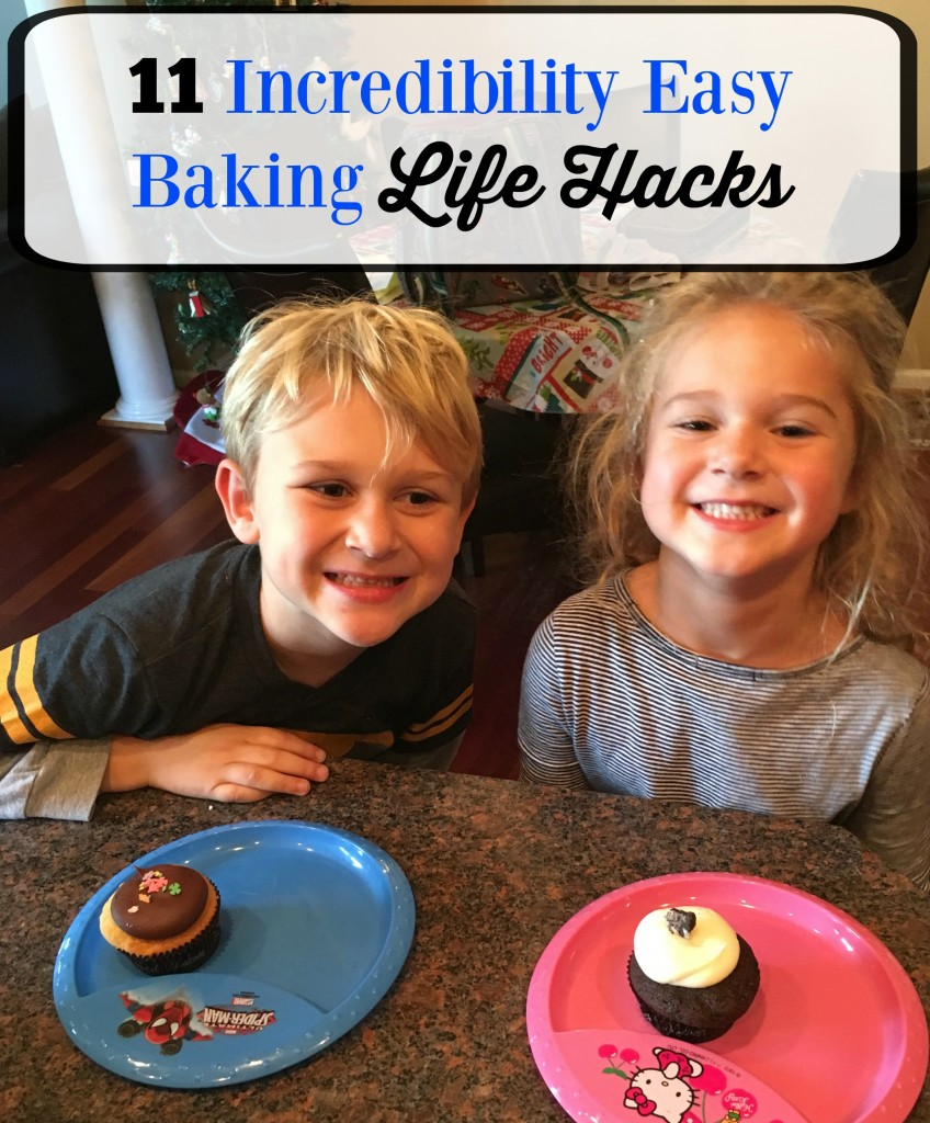 11 easy baking hacks
